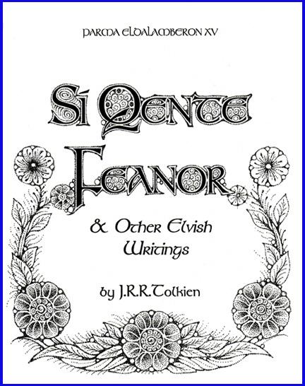 Elvish Linguistic News